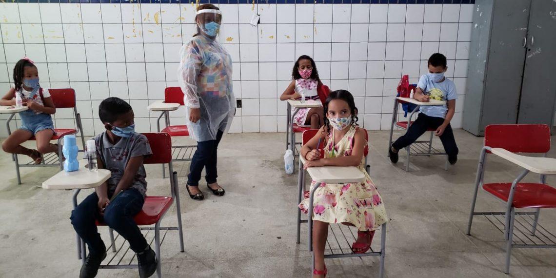 Barbalha realizou avaliação diagnóstica de aprendizado nas disciplinas de português e matemática
