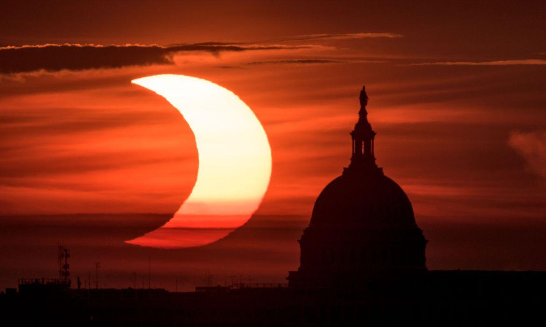 Confira transmissão de eclipse raro pelo Observatório Nacional