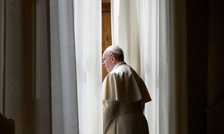Papa agradece orações de fiéis por sua saúde