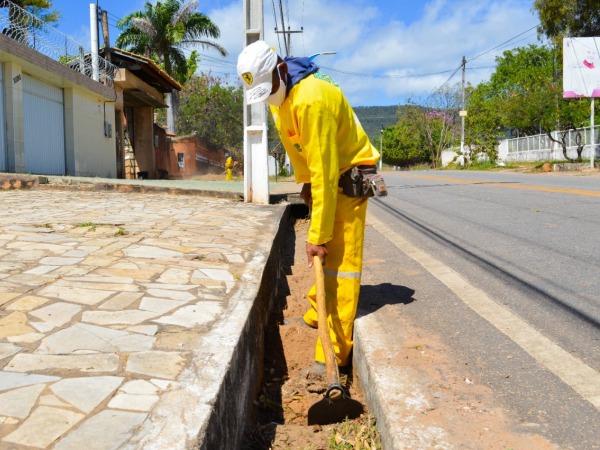 Prefeitura do Crato divulga programação de limpeza do mês de julho