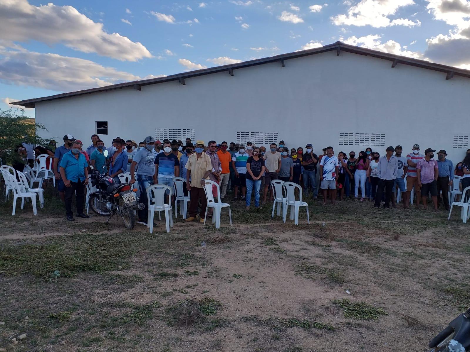 Comunidade de Lagoinha, no município de Jardim, luta para que sistema de abastecimento permaneça sob a gestão do SISAR
