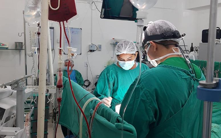 Hemoce Crato inicia serviço de recuperação intraoperatória de sangue