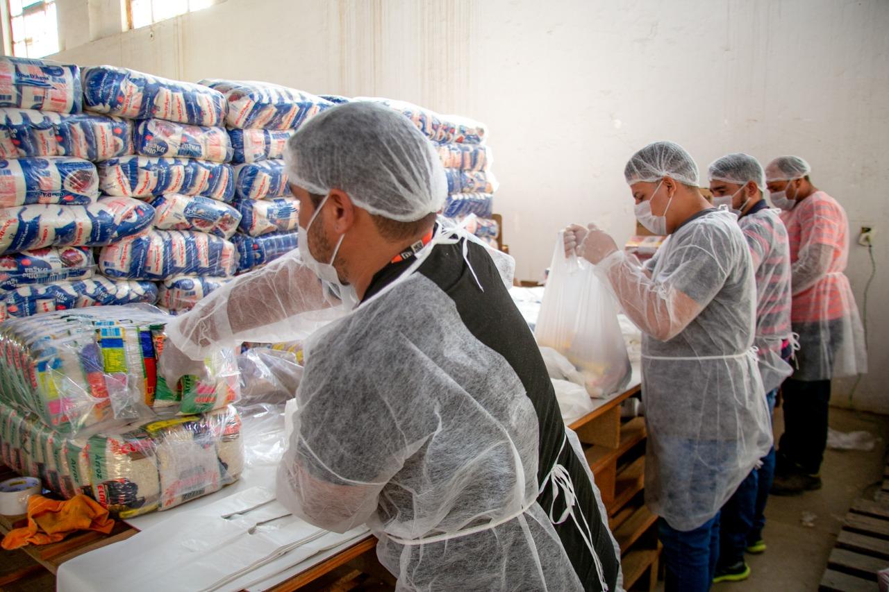 Prefeitura de Juazeiro do Norte pune empresas por desistirem da entrega do kit de merenda escolar