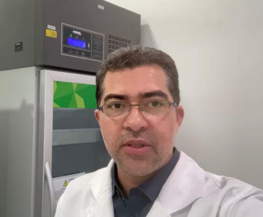 """Vacinas são eficazes contra a variante delta"""", diz médico do Cariri"""