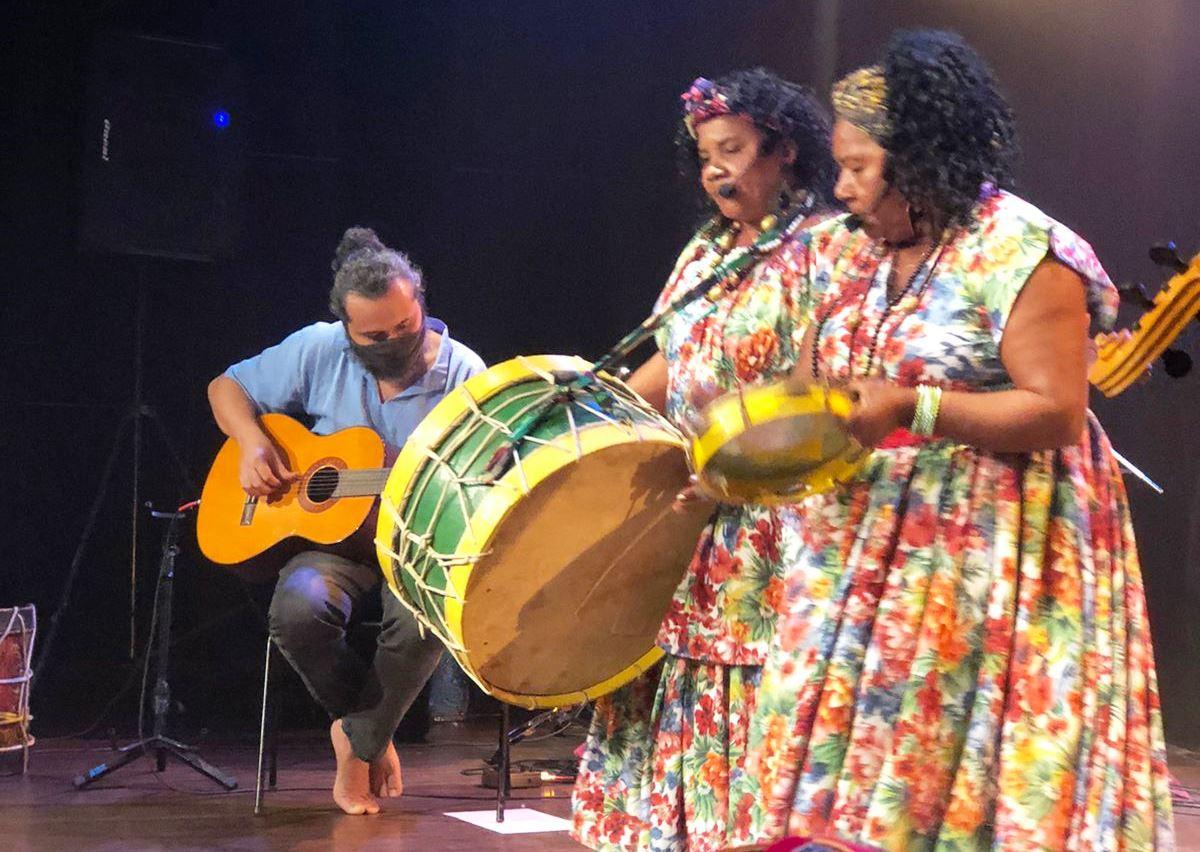 Mestres da Cultura Popular se reúnem em show de encerramento do Terreiro Cariri neste sábado, 25