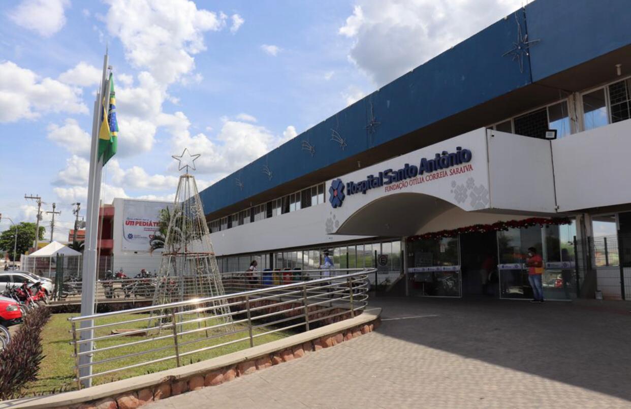 Barbalha: Hospital Santo Antônio atinge menor taxa de internação COVID-19 desde início da pandemia