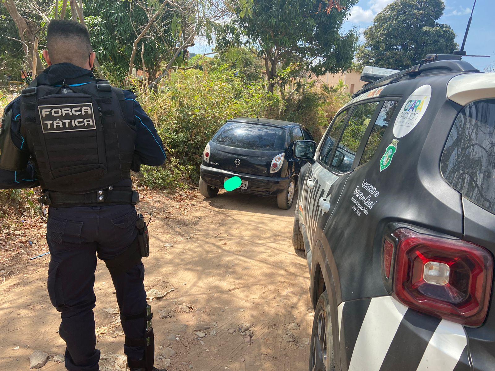 Vigilância Sanitaria e PM interrompem atividade ilegal de falsos fiscais em Barbalha