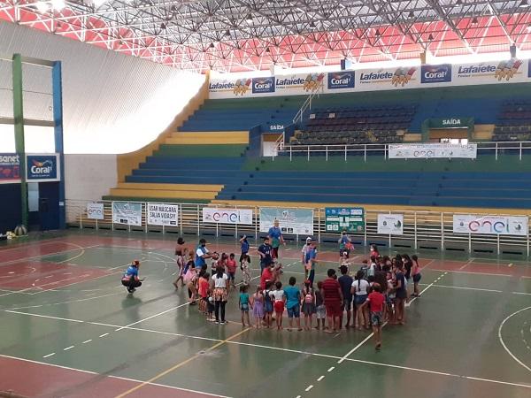 Juazeiro: Secretaria de Esporte realiza programação voltada para crianças