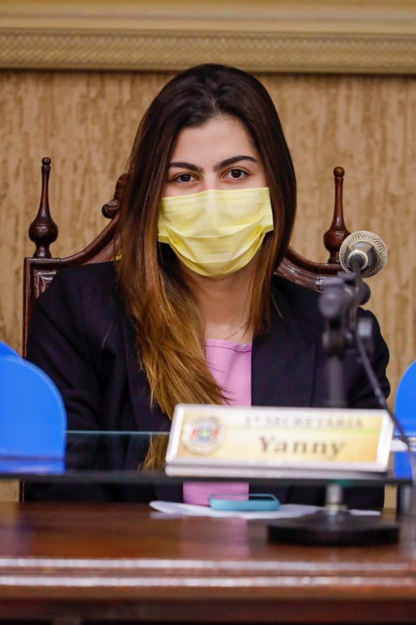 Yanny consegue recurso de R$ 100 mil para ser aplicado na Saúde de Juazeiro do Norte