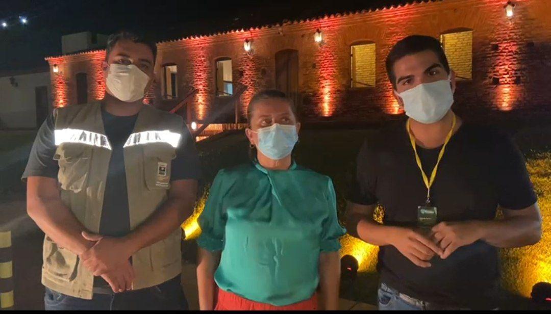 Os eventos seguem acontecendo no município de Barbalha com algumas restrições