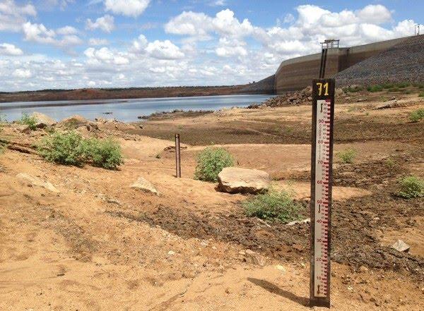 Baixo volume de água nos açudes coloca Ceará em estado de 'alerta', diz Cogerh